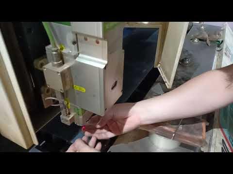 Cách chỉnh đầu béc cắt trên máy cắt laser fiber