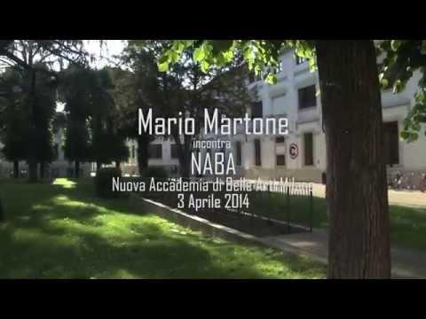 Mario Martone incontra NABA Nuova Accademia di Belle Arti Milano