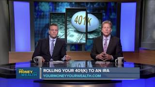 401(k):  Pros & Cons of Rolling It Into an IRA