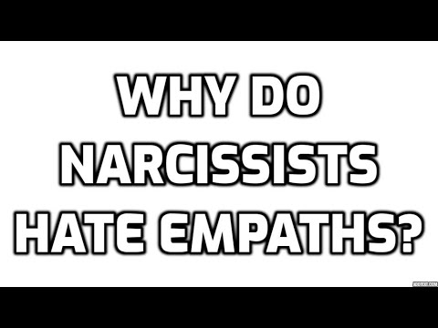 Why Do Narcissists Hate Empaths? - YouTube