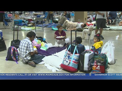 Miami-Dade To Open 13 More Shelters