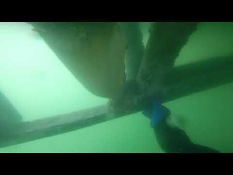 Rip Rap II Submerged Inspection
