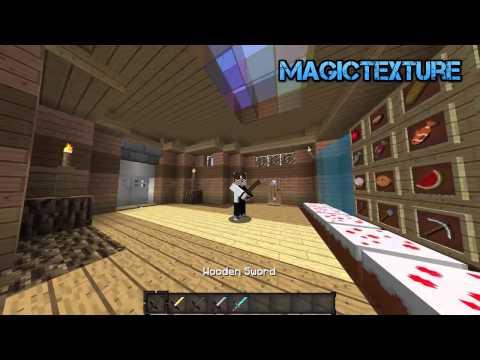 Minecraft Texture Pack Tanıtımları Bölüm 2/Huahwi Faithful Edit