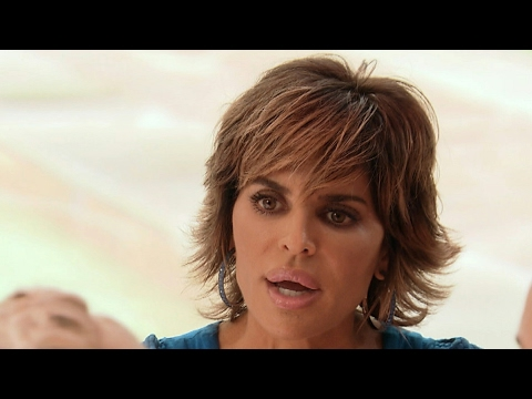 Actress Lisa Rinna from The Real Housewives of Beverly Hills