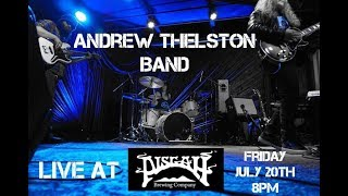 Andrew Thelston Band Set 1 @ Pisgah Brewing Co.  7-20-2018