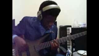 You Are God Alone - William McDowell (Bass Cover)
