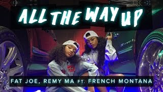 Phoenix Lil'Mini - All the Way Up - Fat Joe, Remy Ma #FatJoeDanceOn