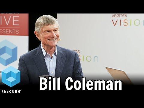 Bill Coleman, Veritas | Veritas Vision 2017