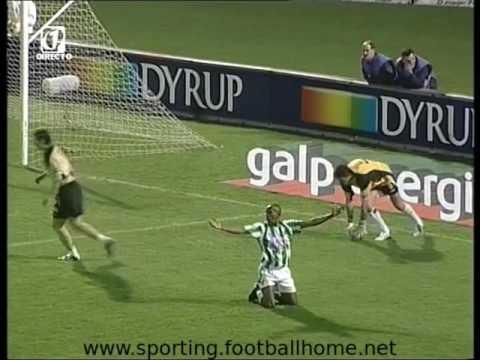 27J :: Rio Ave - 4 x Sporting - 0 de 2003/2004
