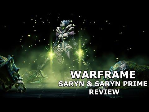 Warframe Reviews - Saryn & Saryn Prime