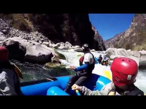 Apurimac River Rafting-Cusco, Peru