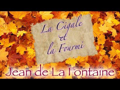 La Cigale et la Fourmi (fable de La Fontaine)