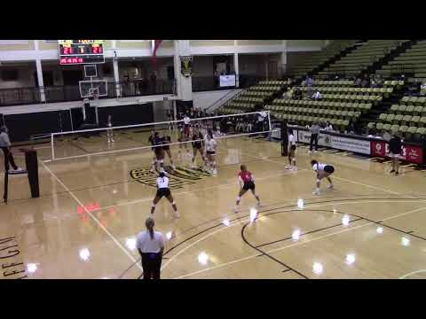 #5 Tyler Junior College Volleyball vs. North Central Texas College