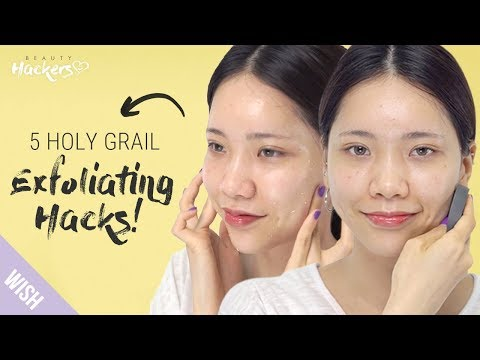 How To Exfoliate Skin For Different Skin Conditions : Proper Exfoliator To Use For Each Skin