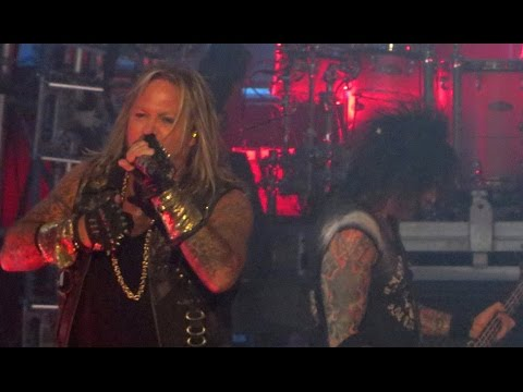 Motley Crue - Primal Scream - Live on The Final Tour 10/22/14 Greensboro NC