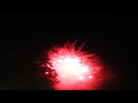 Feuerwerk Heimatfest Schwelm