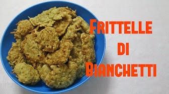 Frittelle di Bianchetti (o Pesce Ghiaccio)