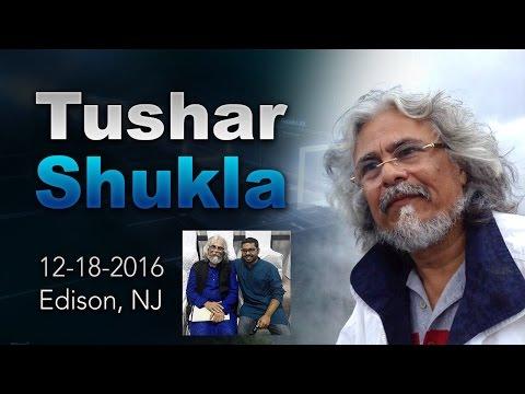 Tushar Shukla, Edison, NJ, TV Asia, 12-18-2016
