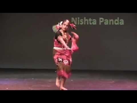 Ichir Michir Sambalpuri Dance by Nistha Panda at OSA Convention 2012, Seattle