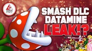The NEW Smash Ultimate DLC Characters LEAK via Datamine!?