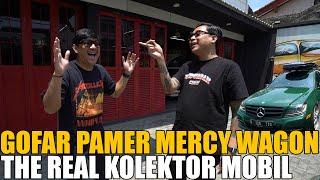 Download GOFAR BAWA MOBIL MERCY KLASIK.. THE REAL KOLEKTOR.. ANDRE MINDER