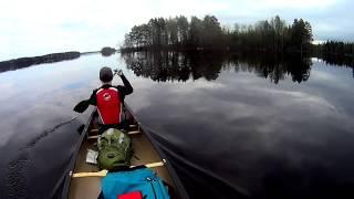Repeat youtube video Mad River Canoe, Reflection 17, Pohjois-Kallavesi