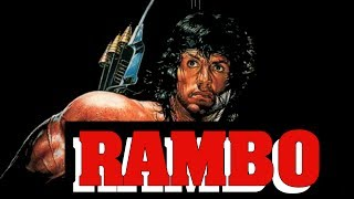 First Patrol - Theme From Rambo II  (Rmx) [HD]