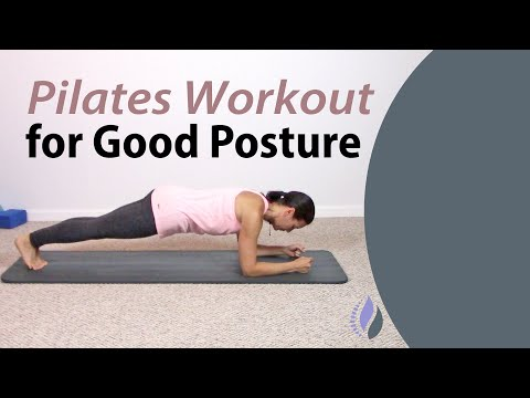 Pilates Workout for Good Posture