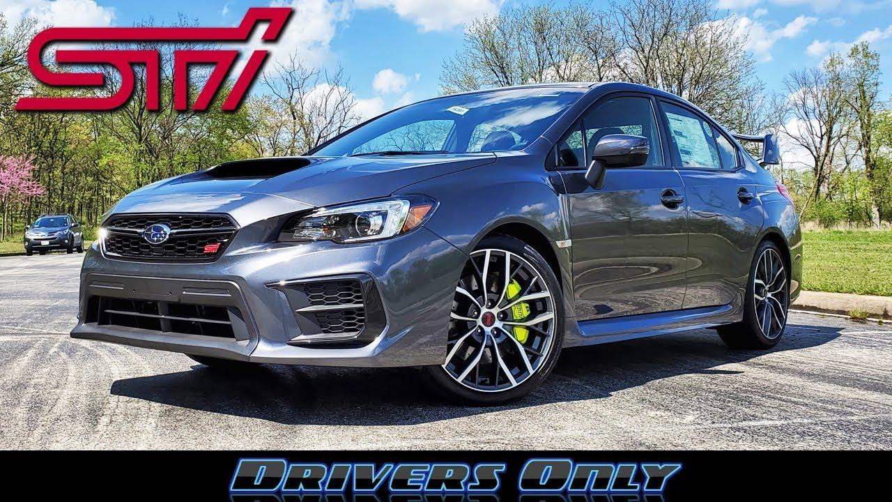 2020 Subaru WRX STI - Raw Driving Experience