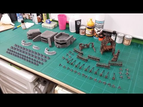 Warlord Games Bolt Action Terrain Product Overview