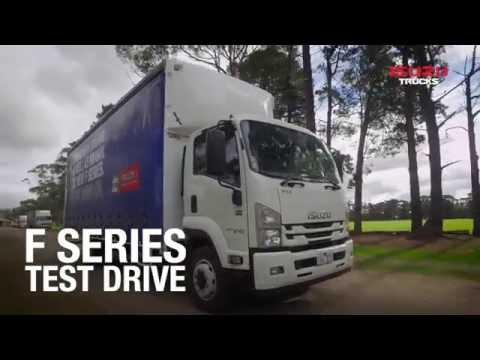 Isuzu F Series Customer Drive Day 2016 :: Isuzu Australia Limited