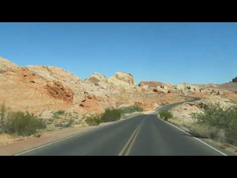 A little travelling music please....through the Valley of Fire........
