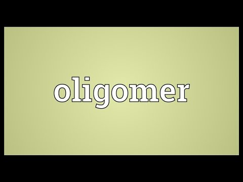 Header of oligomer