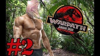 EL VELOCIRAPTOR CON ESTEROIDES!! | WARPATH Jurassic Park #2