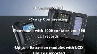Grandstream GXP2200 Android VoIP telefoon