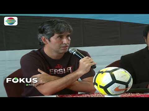 Laga Final Gojek Liga 1 2018, Persija Ambil Pengalaman Piala Presiden 2018 - Fokus Pagi