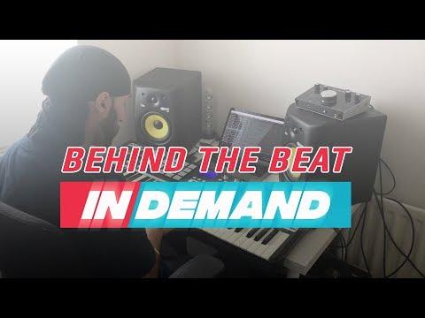 Manni Sandhu In The Studio - In Demand   Behind The Beat