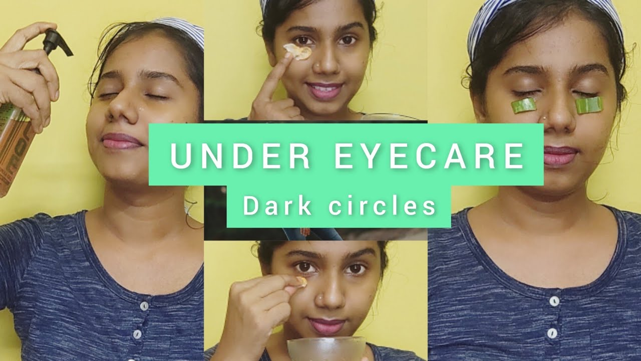 Under Eye Care|Dark circles Remedy|Essential tips for undereye|Puffiness|Diy #Undereye #Darkcircles