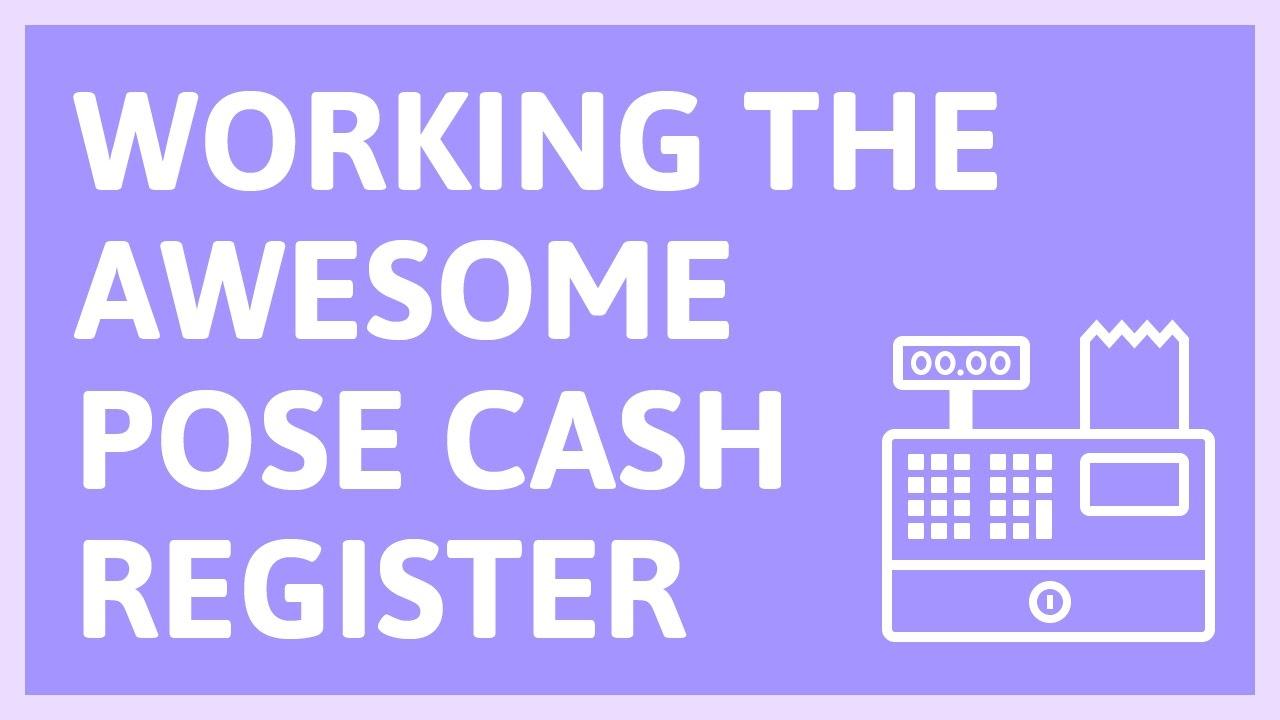 Cash register training video youtube.