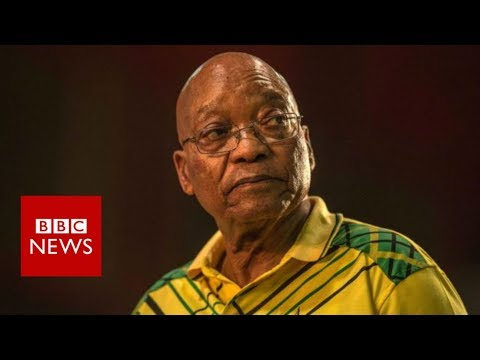 South Africa: ANC decides Zuma must go - BBC News