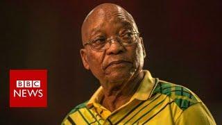 South Africa: ANC decides Zuma must go - BBC News