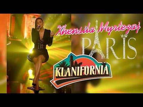 Klanifornia - Xhensila Myrtezaj Paris Cover, Marina Na Na Na (9 Nentor 2019)
