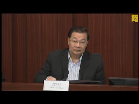 Panel on Constitutional Affairs (2014/06/16)