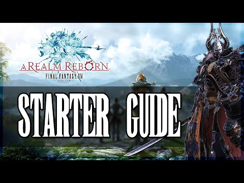 Final Fantasy XIV Online - Starter Guide