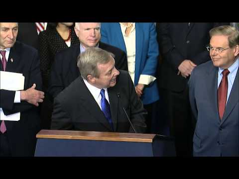 Durbin: The Time Is Now for Comprehensive Immigration Reform
