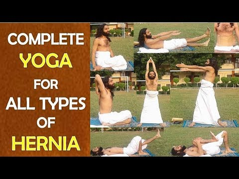 Best Yoga For Hernia | Yoga For Hernia All Types | Inguinal Hernia, Hiatus Hernia, Umbilical Hernia