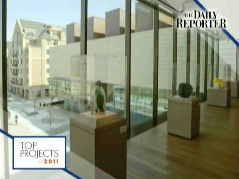 The Chazen Museum Of Art, University Of Wisconsin, Madison - Top Projects Of 2011