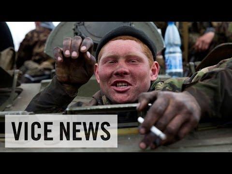 Ukrainian Military Give
