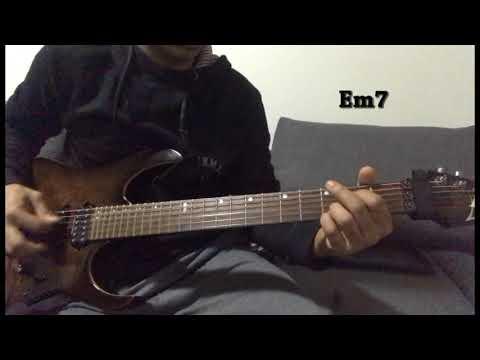 Sabin Rai The Elektrix Timi Nai Hau Guitar Chords No Talking