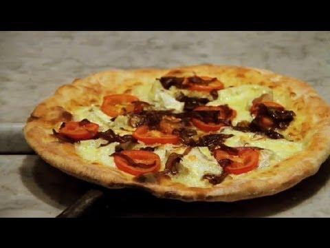 Brie Pizza Recipe : Pizza Pies